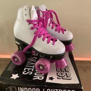 Epic Skates princess roller-skates Youth/Jr sz. 13